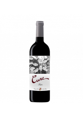 Customized Bottle Cune Reserva