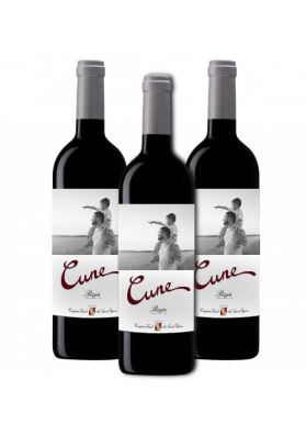 3 Bottle Pack - Customized Cune Reserva