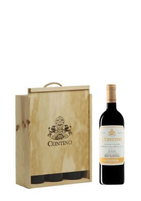 Contino Reserva - 3 bottles wood