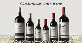 Customize yur wine