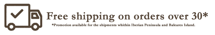 Free Shipping on orders over 30€